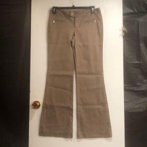 Calvin Klein Brown Pants size 8
